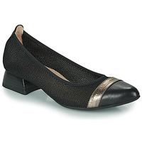 Zapatos Mujer Zapatos de tacón Hispanitas ADEL Negro / Plata