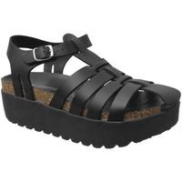 Zapatos Mujer Sandalias Bionatura 52A859 negro