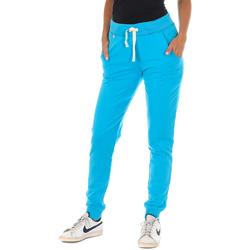 textil Mujer Pantalones de chándal Met Pantalon de chandal Largo Azul