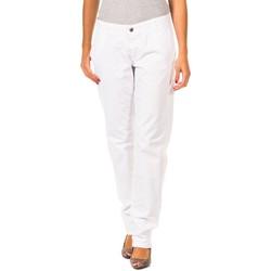 textil Mujer Pantalones chinos Gaastra Pantalon largo Blanco