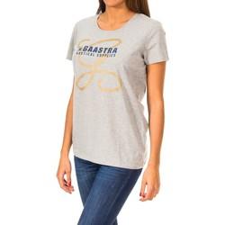 textil Mujer Camisetas manga corta Gaastra Camiseta manga corta Gris