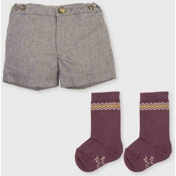 textil Niño Shorts / Bermudas Tutto Piccolo Bermudas Gris