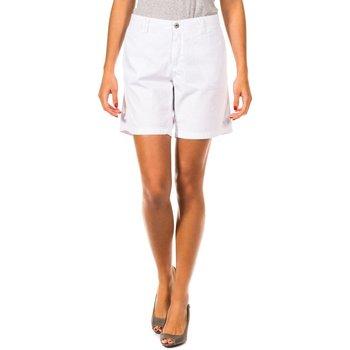 textil Mujer Shorts / Bermudas Gaastra Pantalon corto Blanco