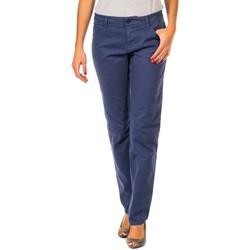 textil Mujer Pantalones chinos Gaastra Pantalon largo Azul