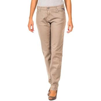 textil Mujer Pantalones Gaastra Pantalon largo Gris