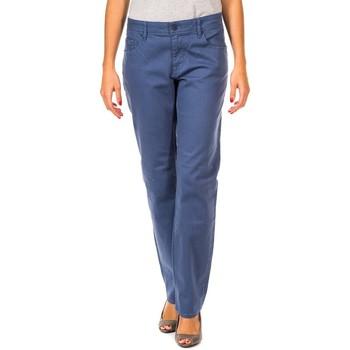 textil Mujer Pantalones Gaastra Pantalon largo Azul