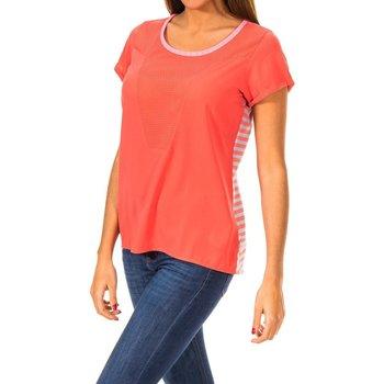 textil Mujer Camisetas manga corta Gaastra Camiseta manga corta Rojo
