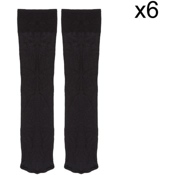 Accesorios Hombre Calcetines Marie Claire Pack-6 Calcetines ejecutivo Kler Negro