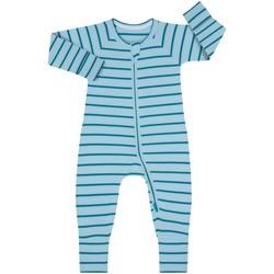 textil Niños Monos / Petos DIM Pelele manga larga con cremallera Azul