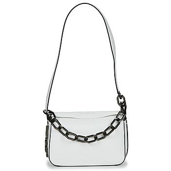 Bolsos Mujer Bolso para llevar al hombro Karl Lagerfeld K/LETTERS SM SHOULDERBAG Blanco