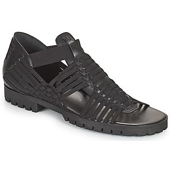 Zapatos Mujer Sandalias Kenzo GREEK FLAT SANDALS Negro