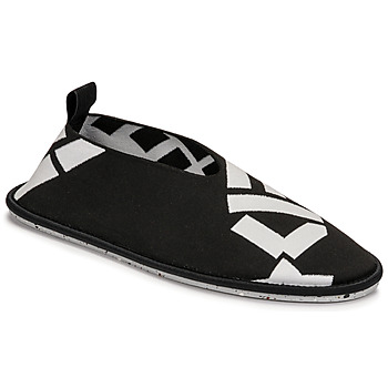 Zapatos Mujer Bailarinas-manoletinas Kenzo K-KNIT SLIP-ON RECYCLED KNIT Negro