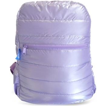 Bolsos Mochila Nuvola. Mochila NUVOLA®. Backpack Apolo. LT.Purple