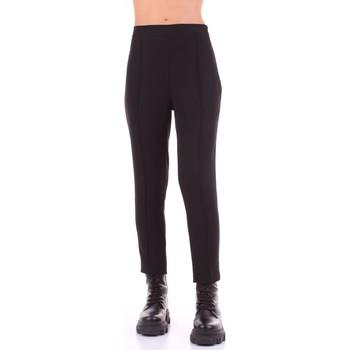 textil Mujer Pantalón de traje Sandro Ferrone C18-DONATO Negro