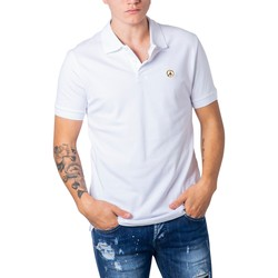 textil Hombre Polos manga corta Love Moschino M83048FE1786 Bianco