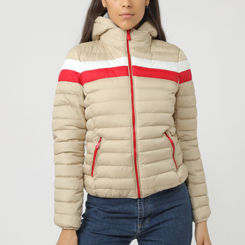 textil Mujer Plumas Gboy 50A314 BEIGE