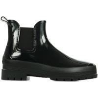 Zapatos Mujer Botas de caña baja Pataugas Rainbow F4F Negro