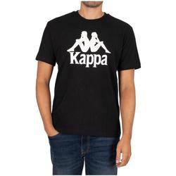 textil Hombre Camisetas manga corta Kappa 3111FRW-A00 Blanco