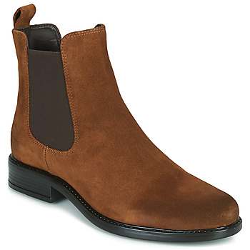 Zapatos Mujer Botas de caña baja Jonak ADELICE Camel