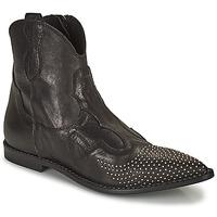 Zapatos Mujer Botas de caña baja Mimmu MONTONE NERO Negro