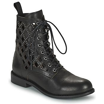 Zapatos Mujer Botas de caña baja Mimmu MONTONE NEROA Negro