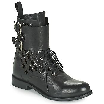Zapatos Mujer Botas de caña baja Mimmu MONTONE NEROB Negro