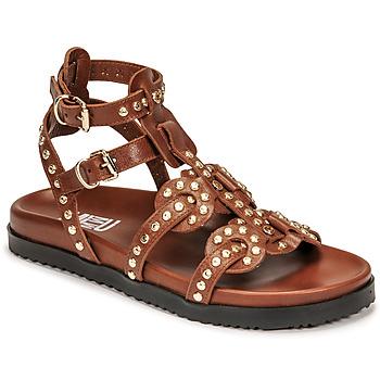 Zapatos Mujer Sandalias Mimmu VITELLO-CUOIO Marrón