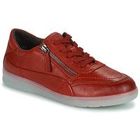 Zapatos Mujer Zapatillas bajas Jana PHOEBIA Rojo