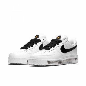 Zapatos Zapatillas bajas Nike Air Force 1 Low Parra-Noise White/Black-White