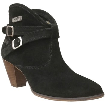 Zapatos Mujer Botines Le Temps des Cerises LILLY negro