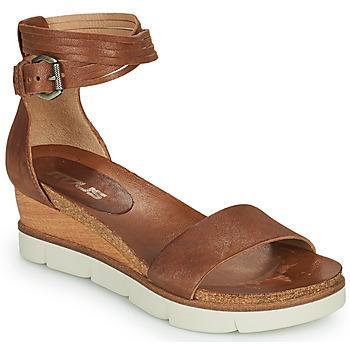 Zapatos Mujer Sandalias Mjus TAPASITA Camel