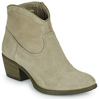 Zapatos Mujer Botines Mjus DAL COLOR Beige