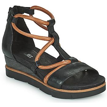 Zapatos Mujer Sandalias Mjus TAPASITA Negro / Camel