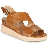Zapatos Mujer Sandalias Mjus PLATITUAN Camel