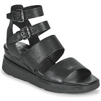 Zapatos Mujer Sandalias Mjus PLATITUAN Negro