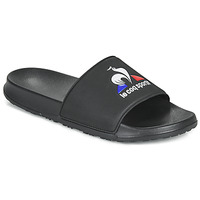 Zapatos Hombre Chanclas Le Coq Sportif SLIDE LOGO Negro