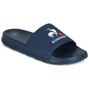 Zapatos Hombre Chanclas Le Coq Sportif SLIDE LOGO Azul