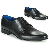 Zapatos Hombre Derbie Azzaro CRISTAN Negro