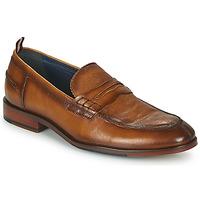 Zapatos Hombre Mocasín Azzaro NORDEN Cognac