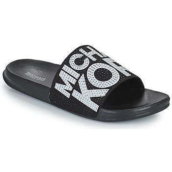 Zapatos Niña Chanclas MICHAEL Michael Kors JETT JAE Negro
