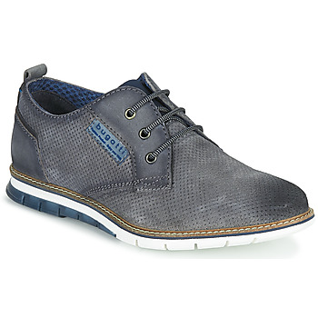 Zapatos Hombre Zapatillas bajas Bugatti SANDMAN Gris
