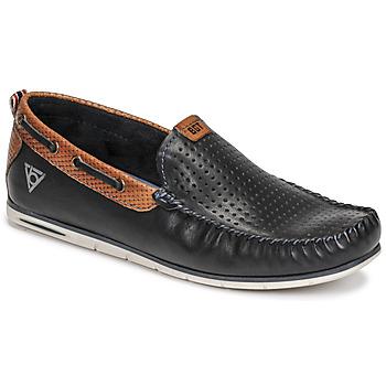 Zapatos Hombre Mocasín Bugatti CHESLEY Marino