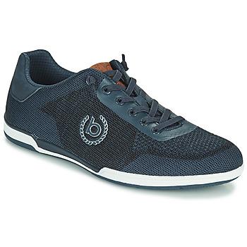 Zapatos Hombre Zapatillas bajas Bugatti SOLAR EXKO Marino