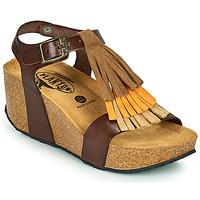 Zapatos Mujer Sandalias Plakton SO TONKA Marrón