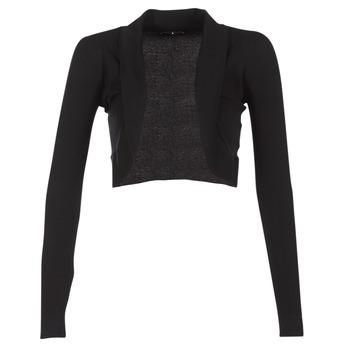 textil Mujer Chaquetas de punto Morgan MOLU Negro