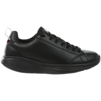 Zapatos Hombre Zapatillas bajas Mbt S LABORALES CABALLERO  REN LACE UP M BLACK