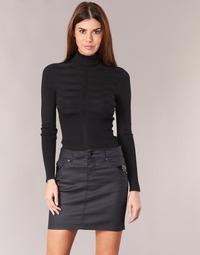textil Mujer jerséis Morgan MENTOS Negro