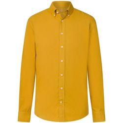 textil Hombre Camisas manga larga Hackett GMT DYE OX 4