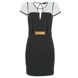 textil Mujer vestidos cortos Morgan ROULA Negro