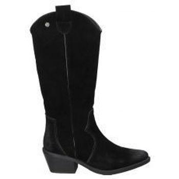 Zapatos Mujer Botas urbanas Top3 BOTAS  20828 MODA JOVEN NEGRO Noir